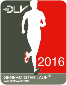 Logo DLV genehmigter Lauf 2016